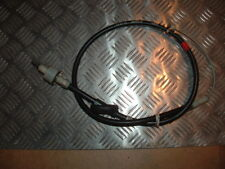 FORD TRANSIT Mk3 80 & 100 1.6 OHC Clutch Cable Heavy Duty Type 1986 - 1988