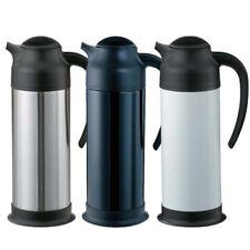 Service Ideas Fs7Ss Coffee Carafe - Steel Vac, 23.7 oz. Cap., Black
