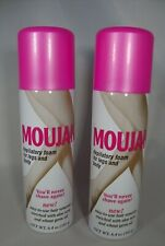 MOUJAN HAIR REMOVAL SPRAY HAIR REMOVAL FOAM USA, 2 CANS FOR ONE LOW PRICE