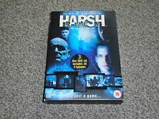 HARCH REALM : THE COMPLETE SCI-FI SERIES - DVD BOXSET IN VGC (FREE UK P&P)
