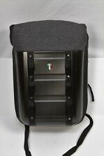 Authentic Carbotti  Italian plastic-polyester computer backpack