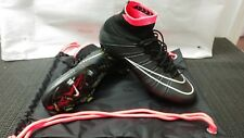 Nike Mercurial Superfly IV FG Size 9 Soccer Futbol Rare Stealth New With Box