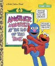 Little Golden Book: Another Monster at the End of This Book by Jon Stone (1999,