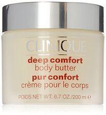 Clinique - Deep Comfort Body Butter 200 ml