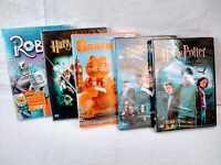 Pack 5 DVD Peliculas Niños Infantiles PVP:49€ AHORA:15€ ENVÍO GRATIS