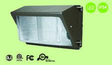 40 watt CREE LED Wall Pack Forward Throw with DLC cETL FCC LM79 LM80 5y warrant