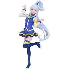 Re: Zero Emilia EMT Aqua Ver Character Premium Cosplay Prize Figure Sega Anime