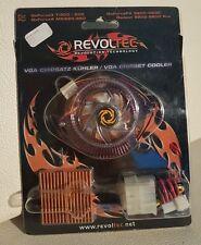 Refrigeración disipador Revoltech VGA chipset cooler GeForce Fx 5200 5600 Radeon