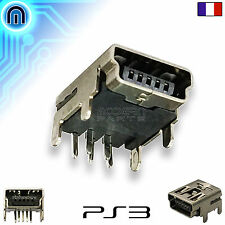 Connecteur de charge USB de Manette PS3 Dualshock V1 Playstation 3 SMD a souder
