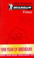 Michelin Red Guide France, 1898 1998 : Hotels-Restaurants (FRENCH LANGUAGE, 2nd