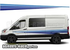 Ford Transit Motorhome Campervan 025 graphics stickers decals vinyl LWB