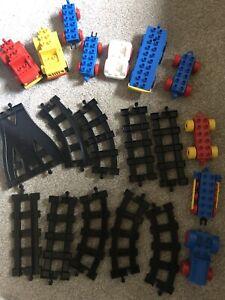 duplo train track Lego Bundle