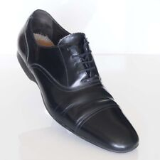 Paul Smith Mens Black Leather Shoes Sz 9