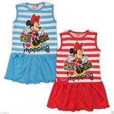 Ärmellose Disney Mädchenkleider aus 100% Baumwolle für die Freizeit