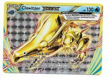 1 carte Pokemon CLAWITZER (GAMBLAST) BREAK   (35/114)  Ultra Rare (Anglaise)