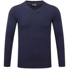 Camisetas de hombre azul sin marca talla XL