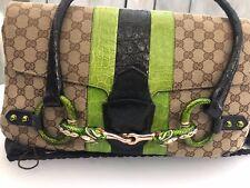 1b1b04bfc Gucci Crocodile/Alligator Handbags & Bags for Women for sale | eBay