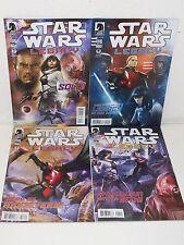 Star Wars: Legacy #1-4 - Ania Solo - Corinna Bechko Hardman - Dark Horse Sith