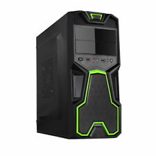 Dynamode GC356 Mid ATX Tower Gaming PC Computer Case USB 3.0 12CM Fan