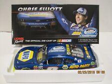 Chase &Bill Elliott #9 2014 Napa Coors Champion Set Autographed 1/24