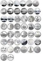 Portugal 2.50 Euro Todas las Monedas Conmemorativas de 2008 - 2018 disponibles