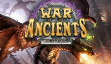 World of Warcraft WOW TCG WAR OF THE ANCIENTS : COMPLETE RARE & EPIC PLAYSET