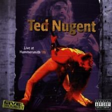 TED NUGENT -- LIVE AT HAMMERSMITH '79 -- CD 1997