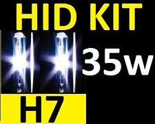 H7 35W HID KIT 4300k 6000k 8000k 10000k 12v 24v - 2 yr warranty Melbourne seller