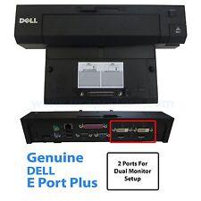 dell e port plus docking station latitude e6420 e6500 e6520 e6410 cy640 k09a