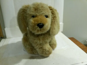 Kurt 546 plush 24k polar Puff dog puppy 1993 DCN Mightystar industries