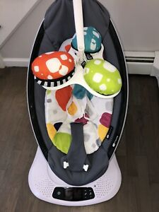 4moms mamaRoo Classic Infant Seat Swing Multicolor