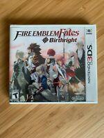Fire Emblem Fates: Birthright (3DS, 2016) (New)