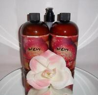 Wen Cleansing Conditioner Shampoo 2 x 16oz = 32oz SUMMER HONEY PEACH Chaz Dean