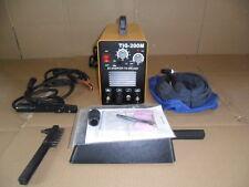 TIG ARC  WELDER 200 AMP PULSE + AC/DC SPOOL GUN