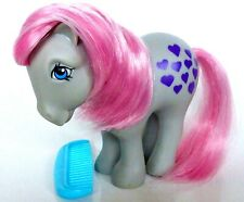my little pony g1** ITALY VARIANT SNUZZLE STAMPED 2 FEET **AMAZING CONDITION