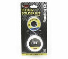 GoSystem Flux, Solder & Brush Set - AS7000