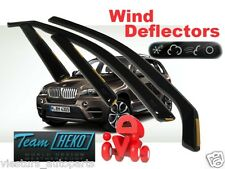 BMW X5 E70 Wind deflectors 4.pc   HEKO   11140