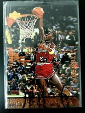 New listing 1998 Upper Deck MJx Timepieces Bronze #24 Michael Jordan Serial #069/230 Die Cut