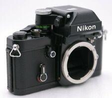 [Excellent+5] Nikon F2 Photomic A Black 35mm SLR Film Camera DP-11 Finder Japan