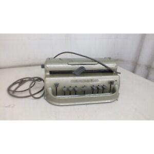 Perkins Brailler Model E Electric