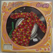 Vintage 1970s Boxed Hasbro Miss Matchbox Disco Girls Doll Outfit strawberry faire
