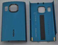 Original Nokia 6700 Slide Akku Cover Petrol
