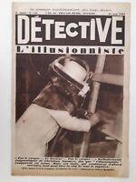 DETECTIVE n°148 (1931) Hors-la-loi de Marseille & Montmartre-Baraterie-Tours