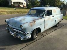 1954 Ford Courier Sedan Delivery Sedan Delivery