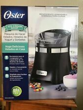 Oster Ice Cream Shop ~Ice Cream, Yogurt & Sorbet Maker, New in Box