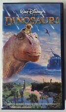 Dinosauri - VHS, Walt disney