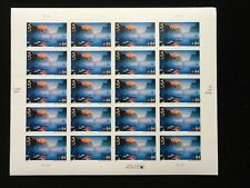 U.S: #C141 84¢ YOSEMITE NATIONAL PARK MINT SHEET/20 NH OG