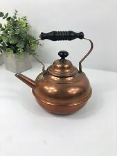 Antique Empress Ware Decorative Copper Tea Pot Steampunk
