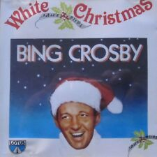 BING CROSBY - WHITE CHRISTMAS -  CD (LOTUS)