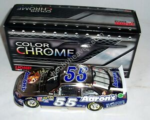 1:24 ACTION 2012 #55 AARON'S TOYOTA CAMRY MWR MARK MARTIN COLOR CHROME 1/155